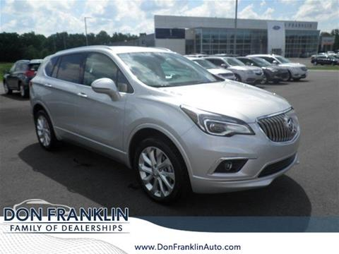 2016 Buick Envision for sale in Lexington, KY