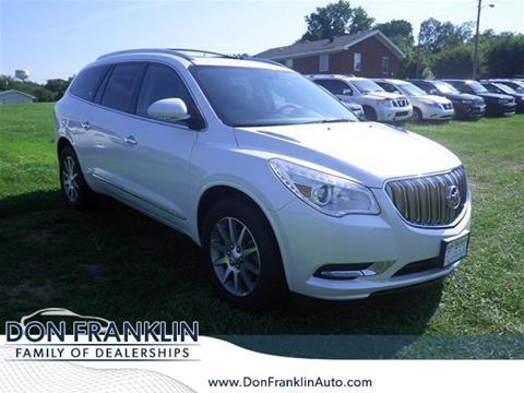 2016 Buick Enclave for sale in Lexington, KY
