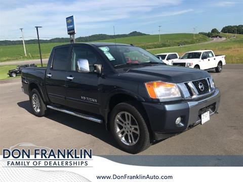 2015 Nissan Titan for sale in Lexington, KY