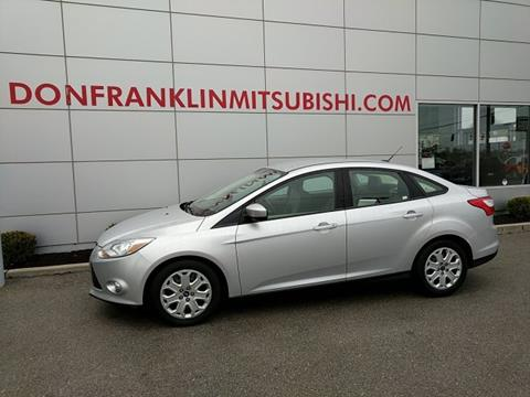 2012 Ford Focus for sale in Lexington, KY