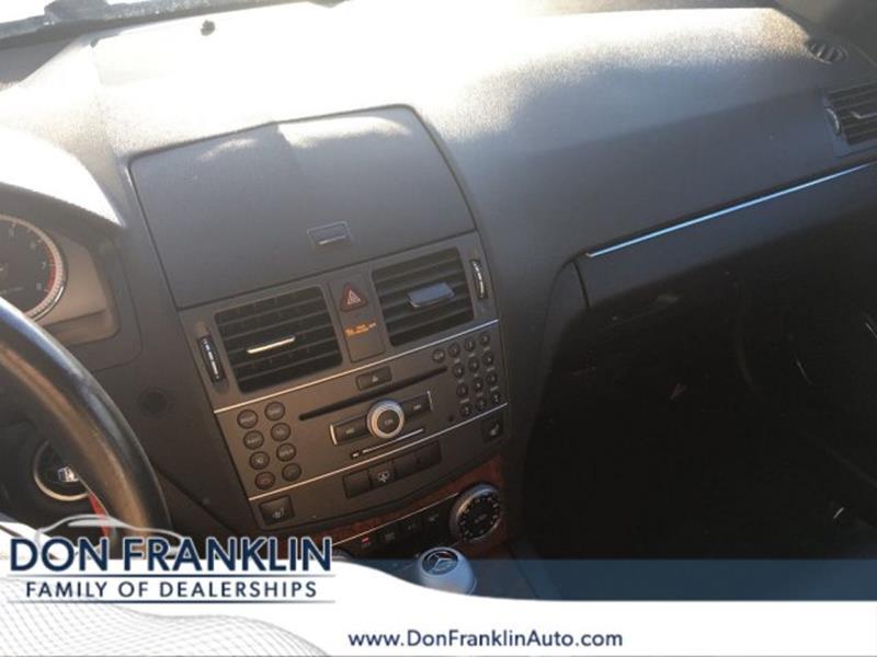 MercedesBenz CClass In Lexington KY Don Franklin Auto Mall - Mercedes benz auto mall