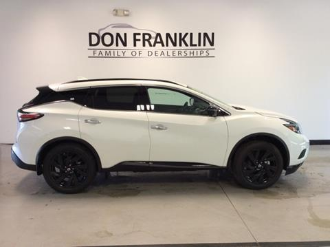Don Franklin London Ky >> Nissan Murano For Sale in Kentucky - Carsforsale.com