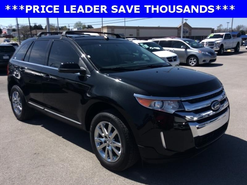 Ford Edge For Sale At Don Franklin Auto Mall In Lexington Ky