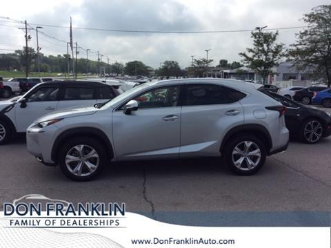 2017 Lexus NX 200t For Sale In Lexington, KY