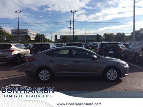 2018 Hyundai Elantra for sale in Lexington, KY