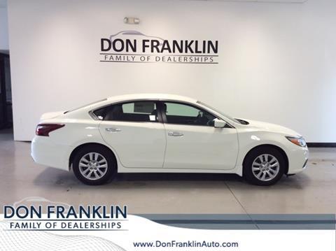 Nissan Dealership Lexington Ky >> 2018 Nissan Altima For Sale In Lexington Ky