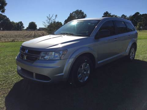 2012 Dodge Journey for sale in Princeton, NC