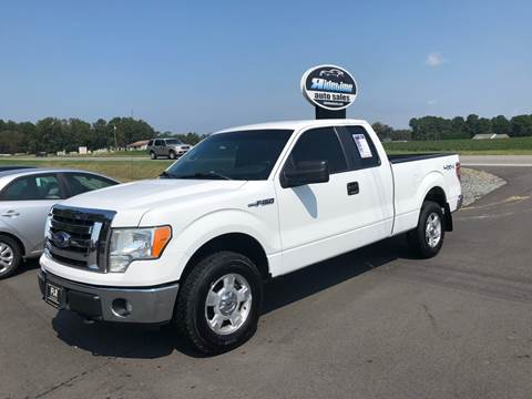 2011 Ford F-150 for sale in Princeton, NC