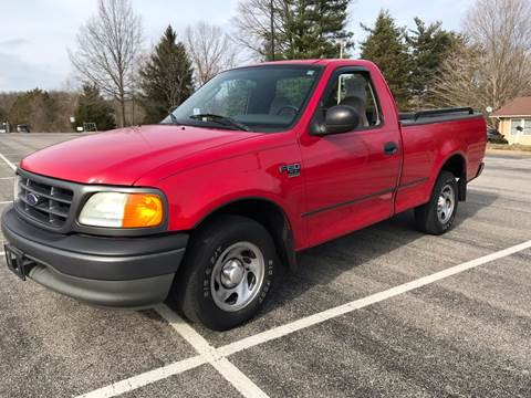 Ford F-150 Heritage For Sale in Georgetown, IN - 64 Auto Sales