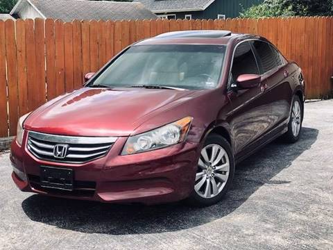 2012 Honda Accord for sale in Springfield, MO
