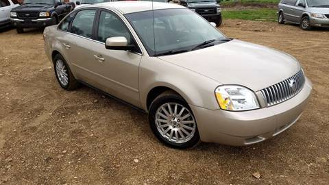 2006 Mercury Montego for sale in Parker, SD