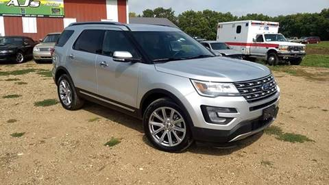 2017 Ford Explorer for sale in Parker, SD