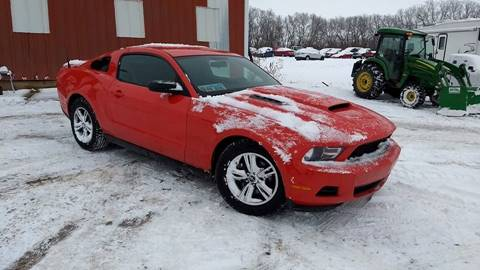 2011 Ford Mustang for sale in Parker, SD