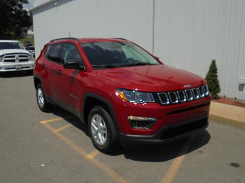 2018 Jeep Compass for sale in Oakland, MD