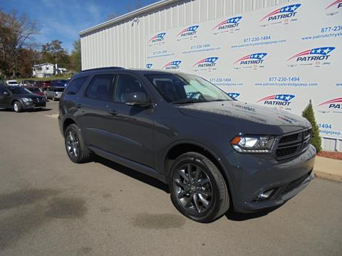 2018 Dodge Durango for sale in Oakland, MD