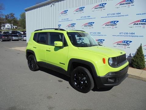 2017 Jeep Renegade for sale in Oakland, MD