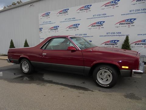 1986 Chevrolet El Camino for sale in Oakland, MD