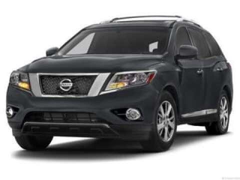 2013 Nissan Pathfinder for sale at PATRIOT CHRYSLER DODGE JEEP RAM in Oakland MD