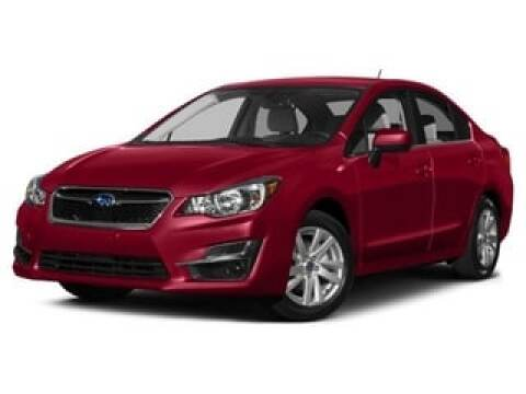 2016 Subaru Impreza for sale at PATRIOT CHRYSLER DODGE JEEP RAM in Oakland MD