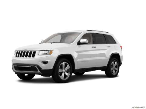 2014 Jeep Grand Cherokee for sale at PATRIOT CHRYSLER DODGE JEEP RAM in Oakland MD