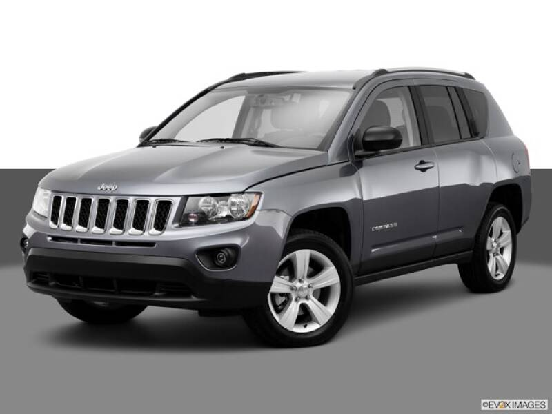2014 Jeep Compass for sale at PATRIOT CHRYSLER DODGE JEEP RAM in Oakland MD