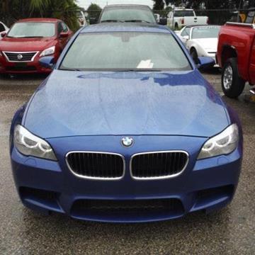 2013 BMW M5 for sale in Ocoee FL