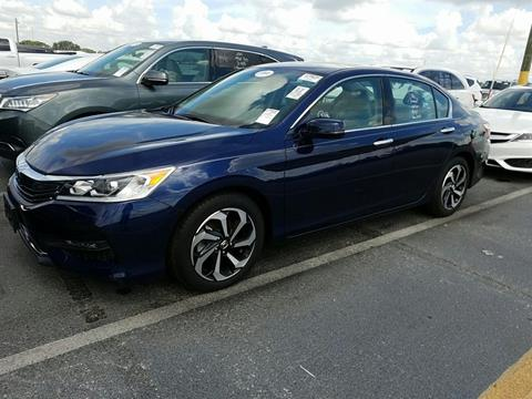2016 Honda Accord for sale in Ocoee, FL