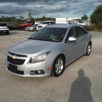 2011 Chevrolet Cruze for sale in Ocoee FL