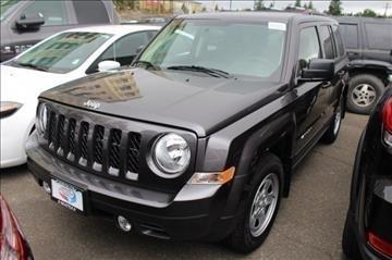 2016 Jeep Patriot for sale in Seattle, WA