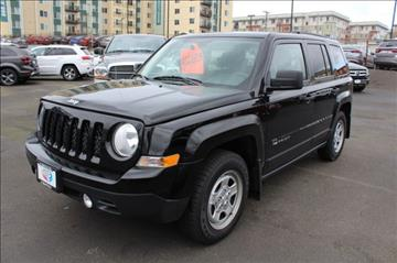 2016 Jeep Patriot for sale in Seattle, WA