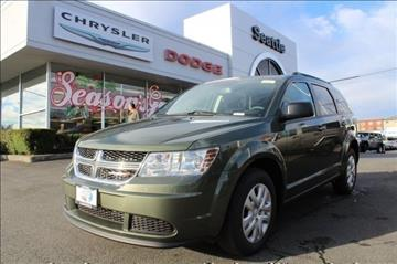 2017 Dodge Journey for sale in Seattle, WA