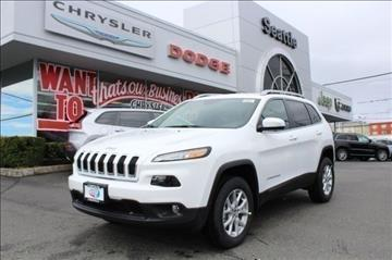 2017 Jeep Cherokee for sale in Seattle, WA