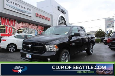 2017 RAM Ram Pickup 1500 for sale in Seattle, WA
