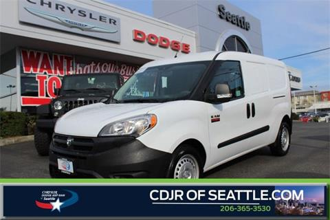 2017 RAM ProMaster City Cargo for sale in Seattle, WA