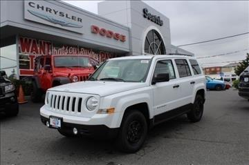 2017 Jeep Patriot for sale in Seattle, WA