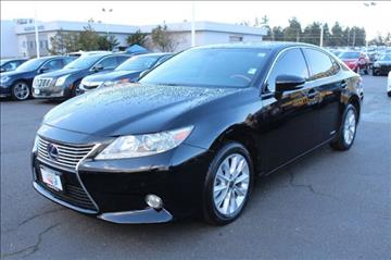 2013 Lexus ES 300h for sale in Seattle, WA