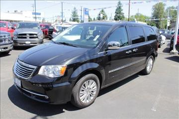 2015 Chrysler Town and Country for sale in Seattle, WA
