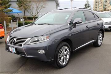 2015 Lexus RX 350 for sale in Seattle, WA