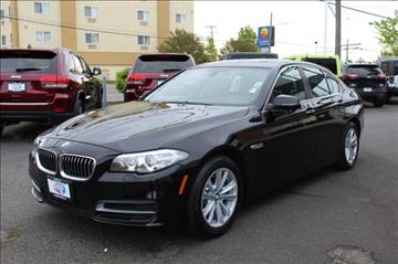 2014 BMW 5 Series for sale in Seattle, WA