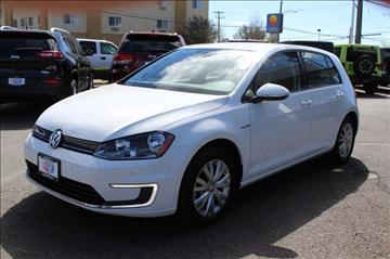 2015 Volkswagen e-Golf for sale in Seattle, WA