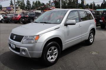 2007 Suzuki Grand Vitara for sale in Seattle, WA