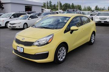 2016 Kia Rio for sale in Seattle, WA