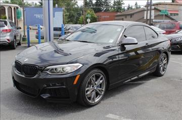 2016 BMW 2 Series for sale in Seattle, WA