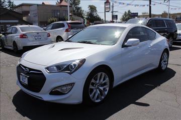 2014 Hyundai Genesis Coupe for sale in Seattle, WA