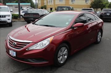 2014 Hyundai Sonata for sale in Seattle, WA