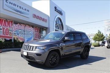 2017 Jeep Grand Cherokee for sale in Seattle, WA