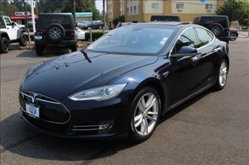 Tesla Model S For Sale Carsforsalecom - 2013 tesla model s for sale