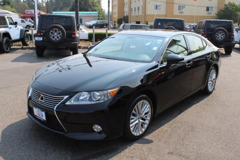 2013 Lexus ES 350 for sale in Seattle, WA