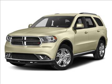 2017 Dodge Durango for sale in Seattle, WA