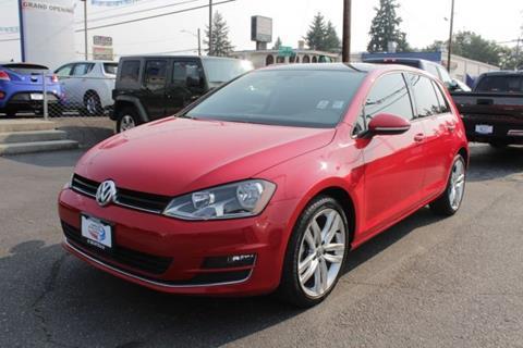 2015 Volkswagen Golf for sale in Seattle, WA